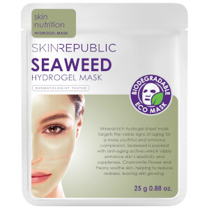 Skin Republic Hydrogel Face Sheet Mask Seaweed 25g
