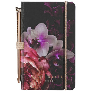 Ted Baker Mini Notebook and Pen - Splendour