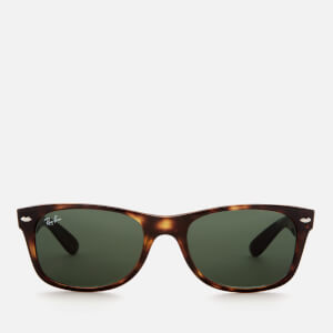 Ray-Ban Men's New Wayfarer Sunglasses - Tortoise