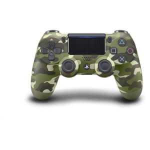 Sony Playstation 4 Dualshock 4 Controller V2 - Green Camo