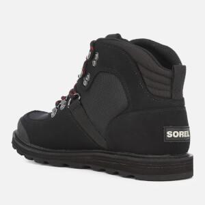 Sorel Men's Madson Sport Hiker Style Boots - Black: Image 2