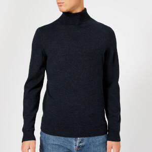 A.P.C. Men's Marcelino Jumper - Heather Navy