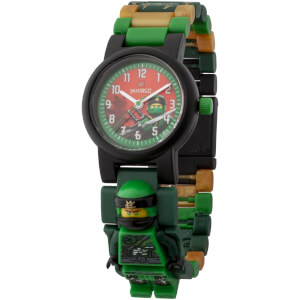 LEGO Ninjago Lloyd Minifigure Link Watch