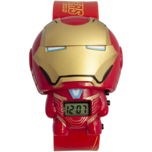 BulbBotz – Marvel – Avengers : Infinity War – Montre Iron Man