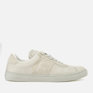 Paul Smith Men's Levon Suede Cupsole Trainers - Grey