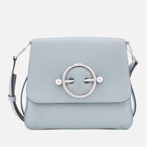 JW Anderson Women's Disc Bag - Ice Blue