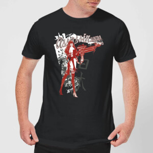 T-Shirt Homme Elektra Assassin - Marvel Knights - Noir