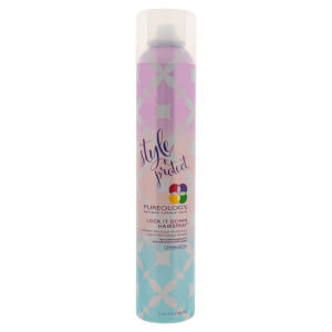 Pureology Style + Protect Lock It Down Hair Spray 11oz