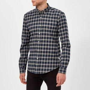 Barbour Men's Beacon Dean Shirt - Navy