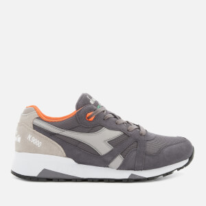 Diadora Men's N9000 111 Trainers - Excalibur/Ash