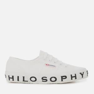 Philosophy di Lorenzo Serafini X Superga Women's Trainers - White