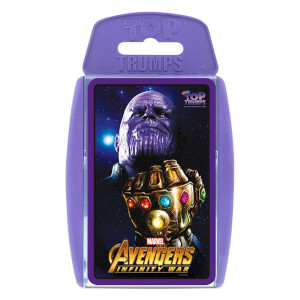 Top Trumps - Marvel Avengers Infinity War