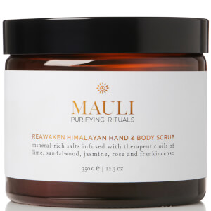 Mauli Reawaken Himalayan Hand and Body Scrub 350g