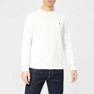 Polo Ralph Lauren Men's Basic Crew Sweatshirt - Chic Cream