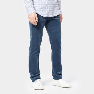 Polo Ralph Lauren Men's Cord Trousers - Blue