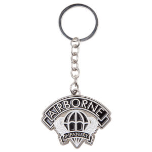 Wolfenstein II: The New Colossus Airborne Infantry - Metal Keychain