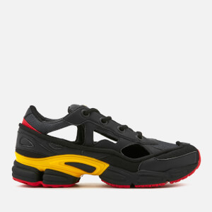 adidas by Raf Simons Men's Replicant Ozweego Trainers - C Black/B Gold/NT Grey