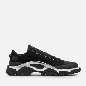 adidas by Raf Simons Men's Detroit Runner Trainers - CBlack/CBlack