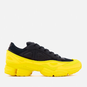 adidas by Raf Simons Men's Ozweego Trainers - B Yellow/Navy