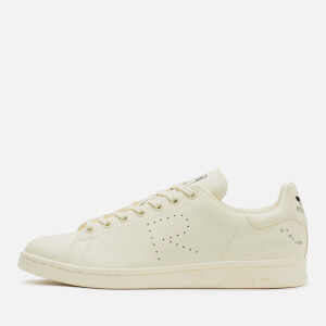 adidas by Raf Simons Men's Stan Smith Trainers - C White/C Brown