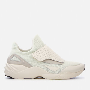 ARKK Copenhagen Men's Apextron Mesh W13 Trainers - Off White Silver Grey