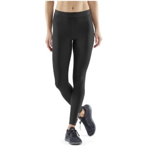 Skins Women's Thermal Tights - Black/Charcoal