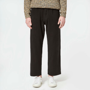 Our Legacy Men's Drape Trousers - Black