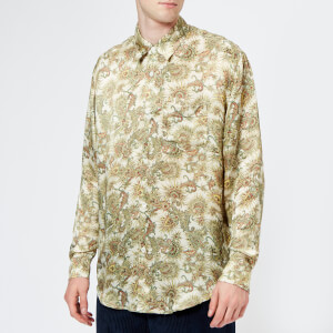 Our Legacy Men's Initial Patterned Shirt - Plant Print