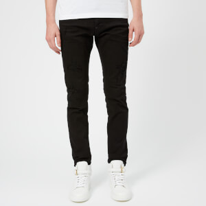 Dsquared2 Men's Cool Guy Black Bull Jeans - Black