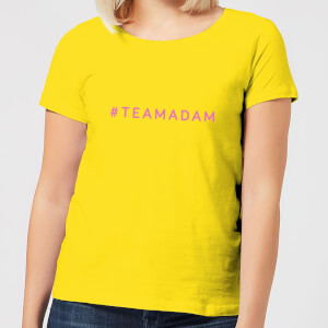 TeamAdam Women's T-Shirt - Yellow