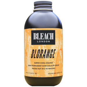 Crema de color semipermanente para el cabello Blorange Super Cool Colour de BLEACH LONDON 150 ml