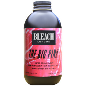 BLEACH LONDON The Big Pink Super Cool Colour 150ml
