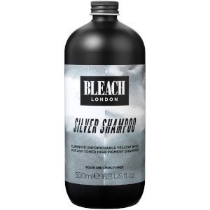 BLEACH LONDON Silver Shampoo(블리치 런던 실버 샴푸 500ml)