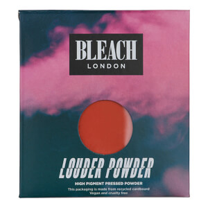 Sombra de ojos Louder Powder Td Ma de BLEACH LONDON