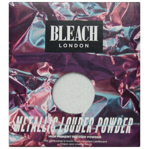 Sombra de ojos Metallic Louder Powder P1 Me de BLEACH LONDON