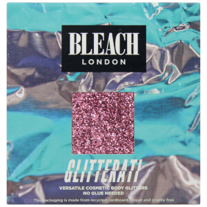 BLEACH LONDON Glitter Ati Rose