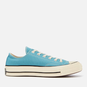 Converse Chuck Taylor All Star '70 Ox Trainers - Shoreline Blue/Black/Egret