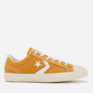 Converse Men's Star Player Ox Trainers - Turmeric Gold/White