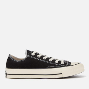 Converse Chuck Taylor All Star '70 Ox Trainers - Black/Egret