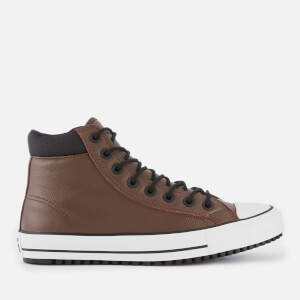 Converse Men's Chuck Taylor All Star PC Hi-Top Boots - Chocolate/Black/White: Image 1