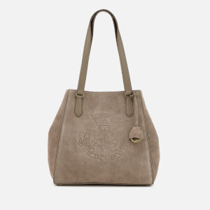 Lauren Ralph Lauren Women's Huntley Medium Tote Bag - Taupe