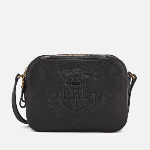 Lauren Ralph Lauren Women's Huntley Medium Camera Bag - Black