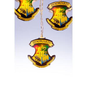 Harry Potter Hogwarts 2D Lichterketten