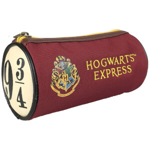 Harry Potter Hogwarts Express 9 3/4 Makeup Bag