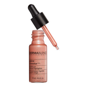 Dermablend Glow Creator Multi-Use Liquid Highlighter - Peach