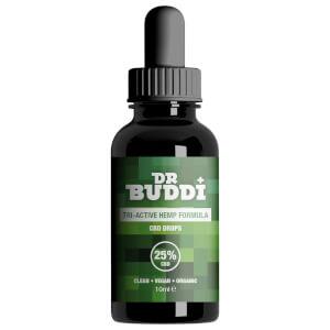 Dr Buddi CBD Oil 2500 mg - 25% 10 ml