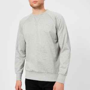 Y-3 Men's Classic Crew Neck Sweatshirt - Medium Grey Heather