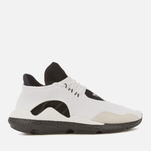 Y-3 Men's Saikou Trainers - Core White