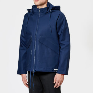 Y-3 Men's 3 Layer Jacket - Night Indigo
