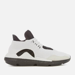 Y-3 Women's Saikou Trainers - Core White